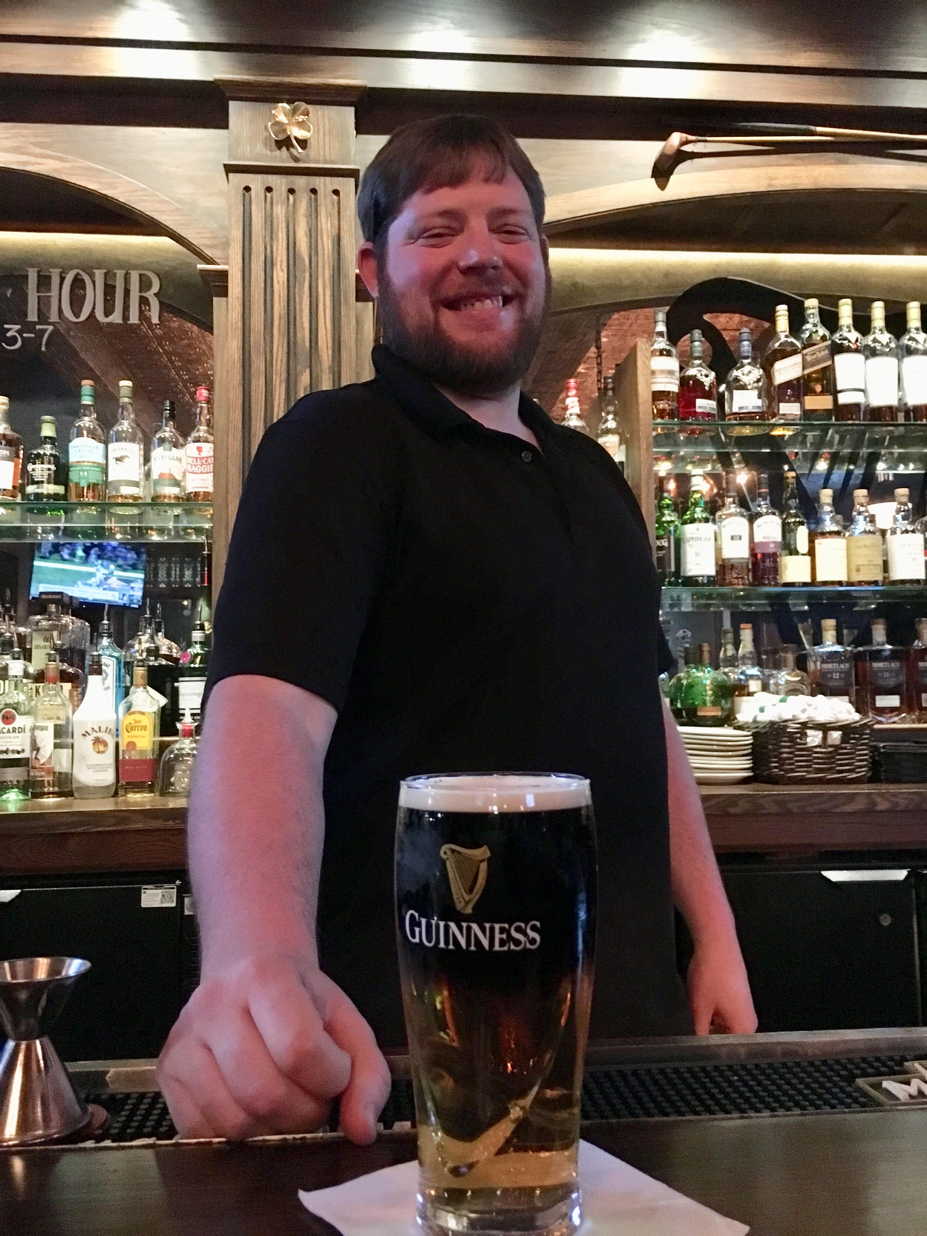 Behind the Bar: Kyle McFarland