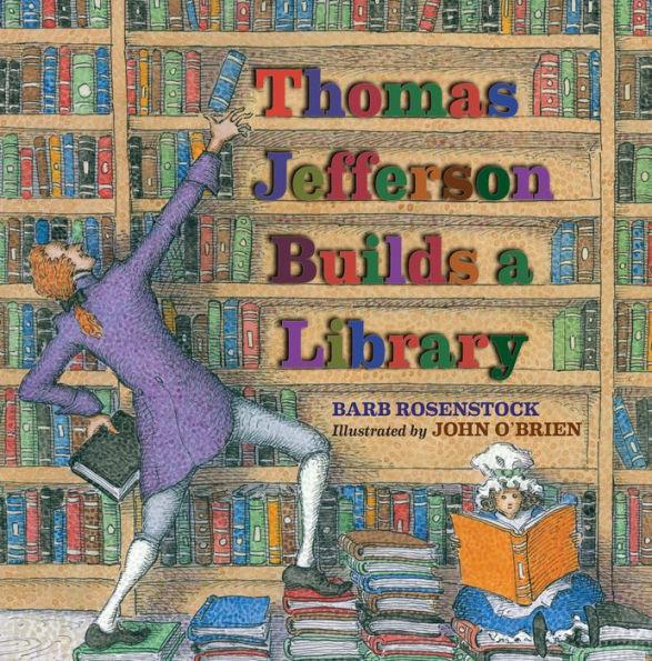 Thomas & Parker Read Across America