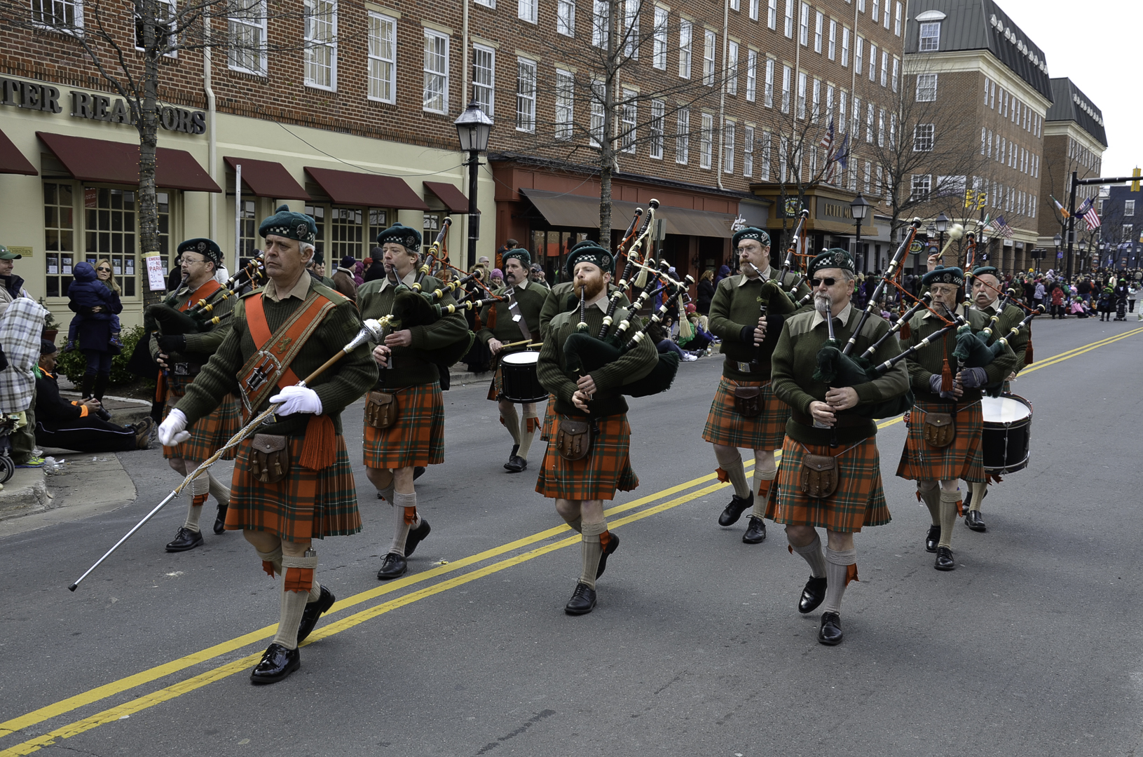 38thAnnual Parade will be the Largest St. Patrick's Day Parade in the D.C. Region in 2019