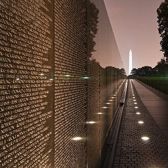 Veterans Day and D.C.'s Memorials