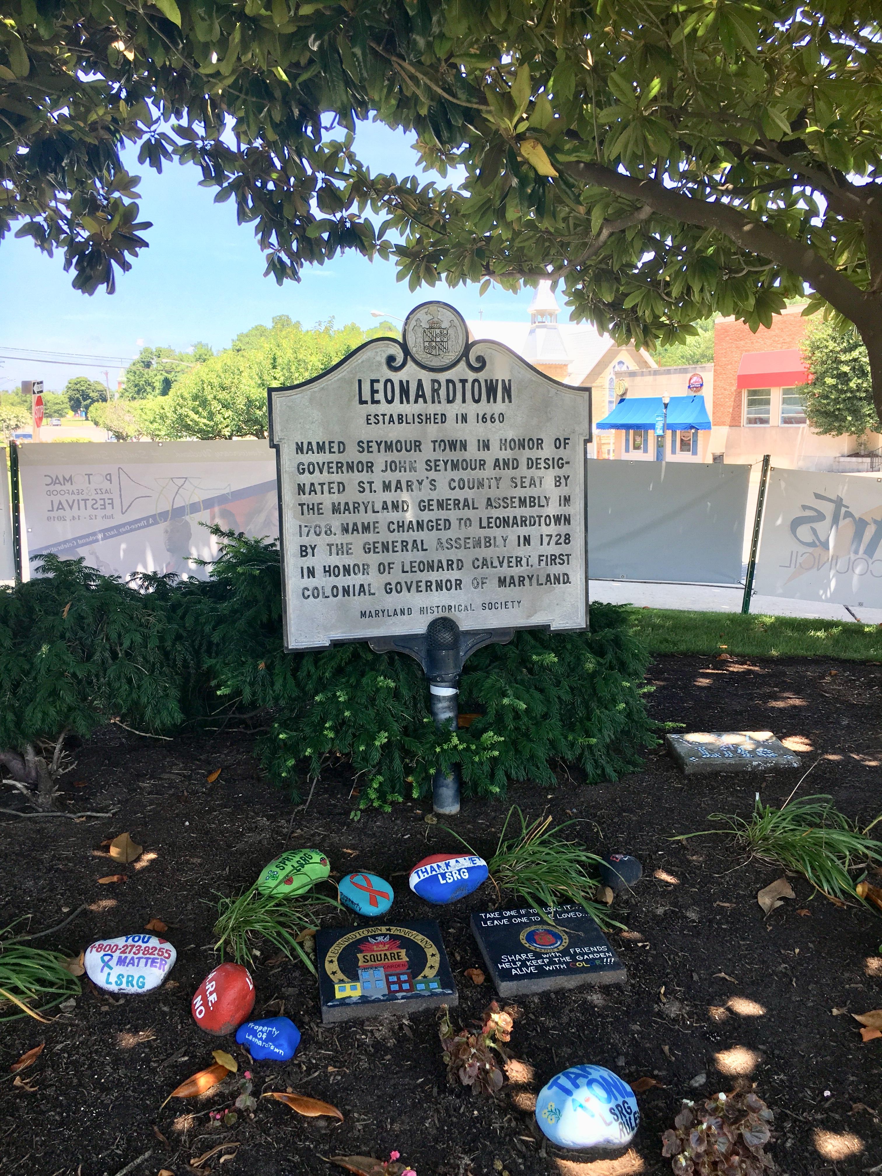 "Leonardtown, Maryland – ""A Most Convenient Place"""