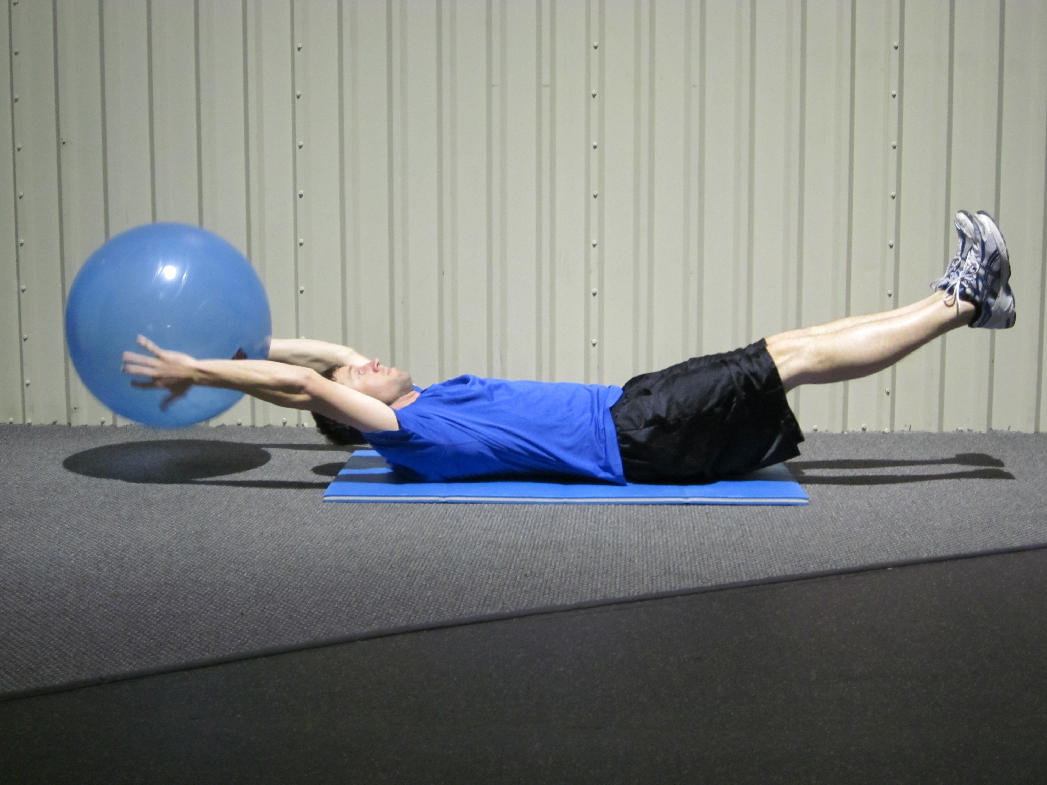 FitBall Ab Exchange