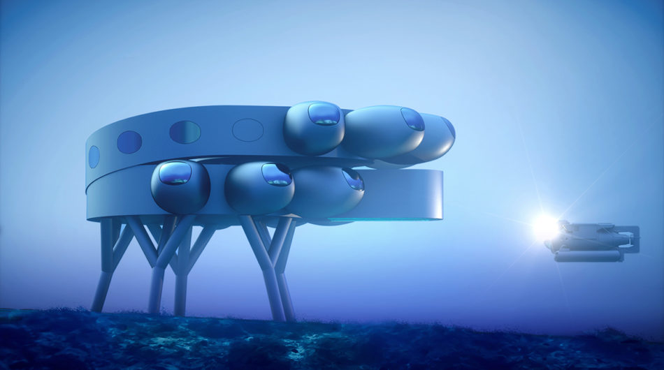 PROTEUS – Underwater Space Station Coming to the Caribbean