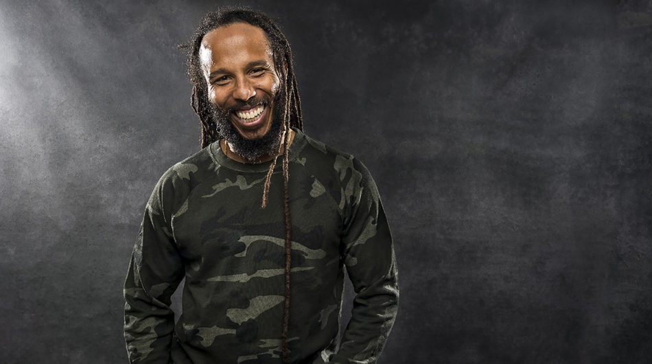 Ziggy Marley on His Father, Reggae and Jamaica