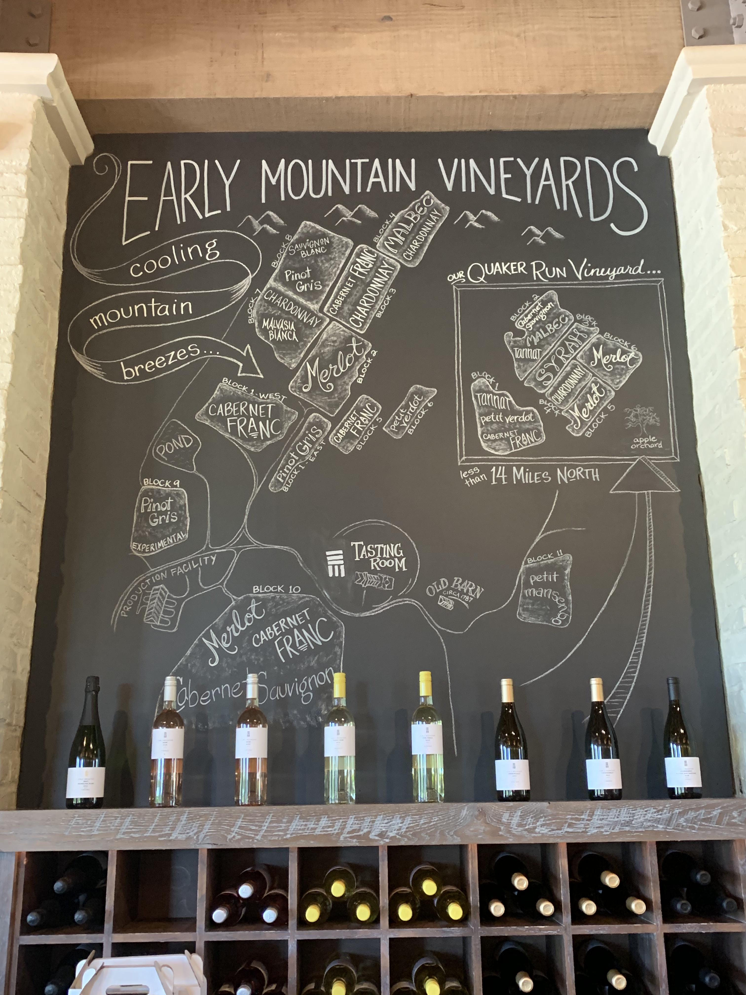 The Winegrowers of Horton and Early Mountain Vineyards