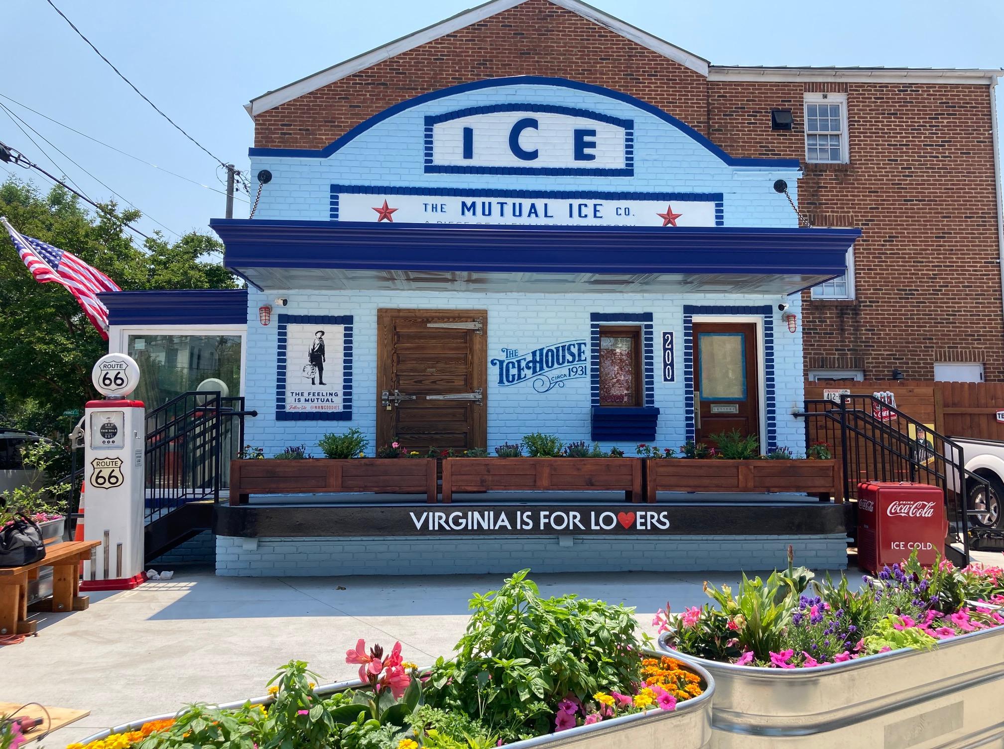 Ice, Ice, Ice House Baby….