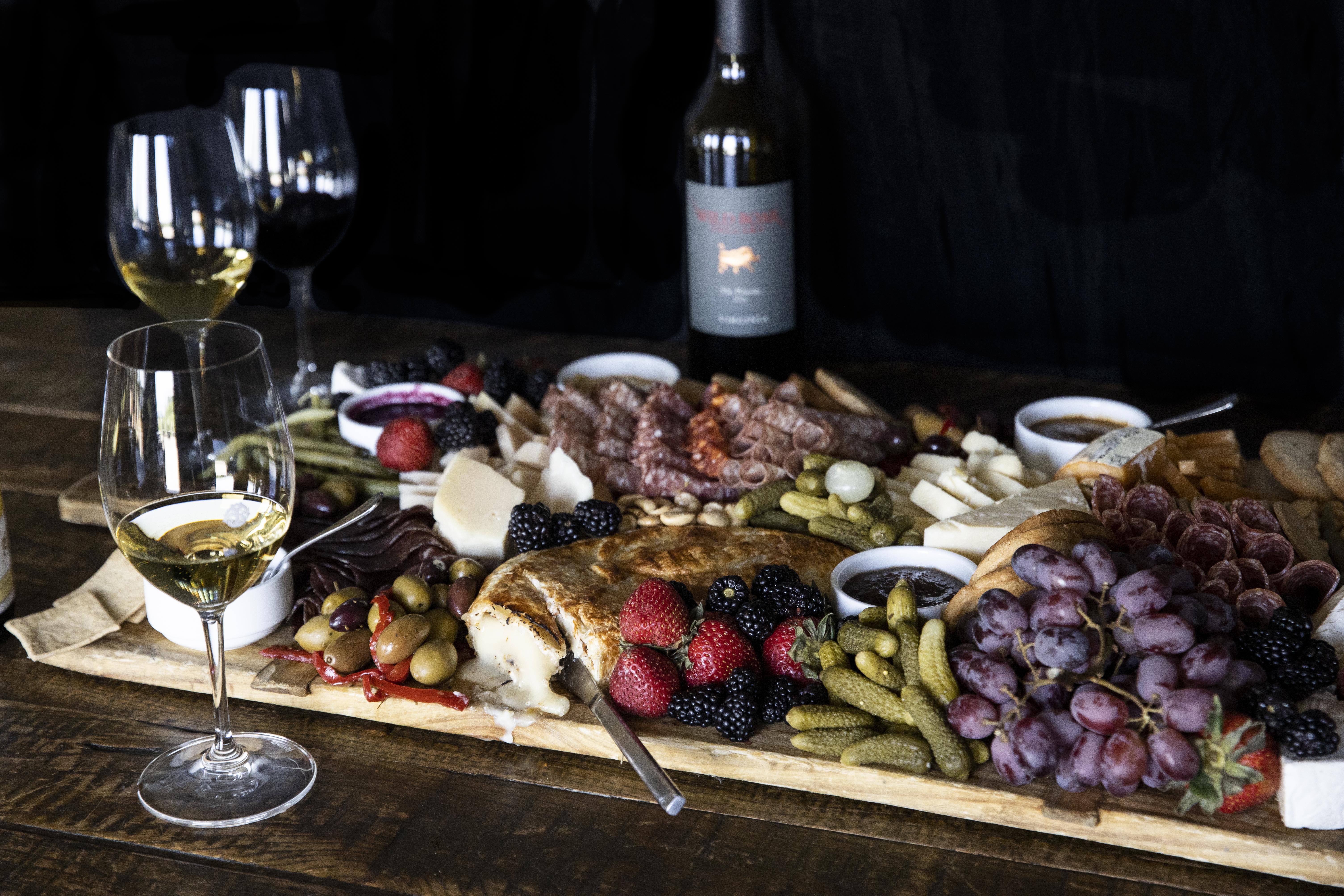 Virginia Wineries Raising the Bar With Premium Experiences