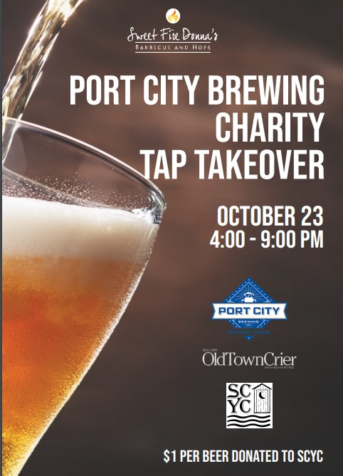 PORT CITY BREWING TAP TAKEOVER