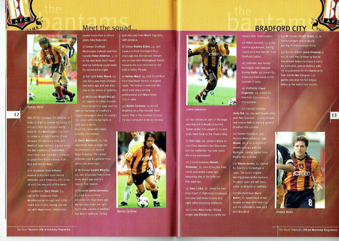 October – Page 4 – Old Watford