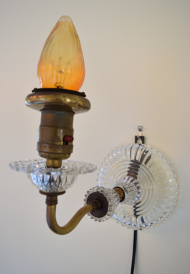 Glass Rondel Sconce4