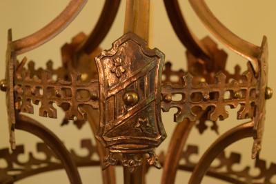 Brass Leaves coat of armor