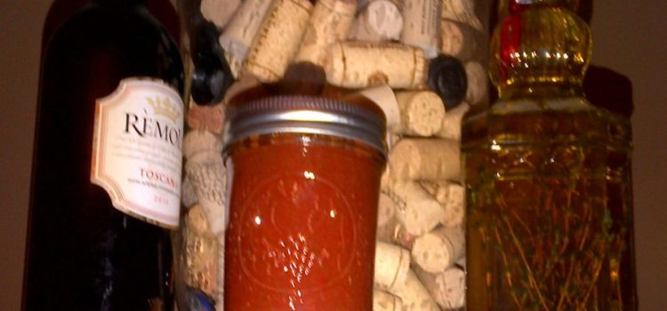 Our Old World Garden Pizza Sauce Recipe
