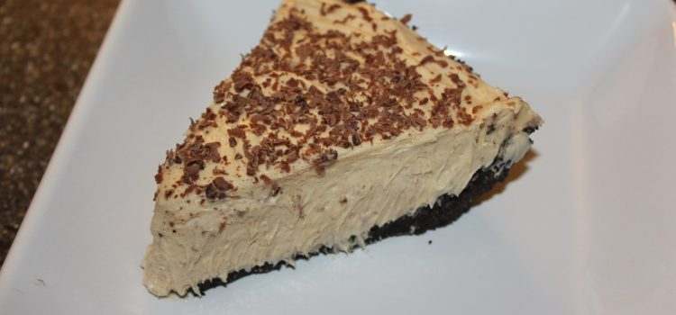 Peanut Butter Pie With Oreo Crust Recipe