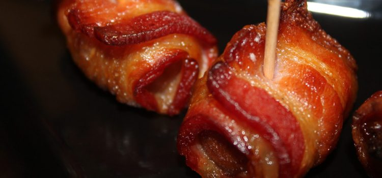 Bacon Wrapped Water Chestnuts Recipe – A New Year's Eve Classic