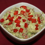 Cajun Red Pepper Guacamole