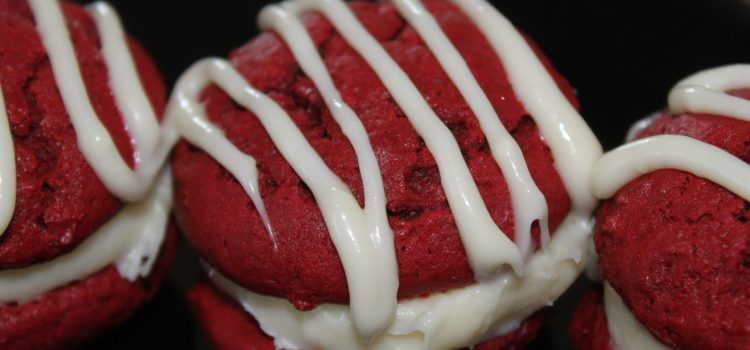 Red Velvet Whoopie Pie Recipe – The Perfect Valentine's Day Treat