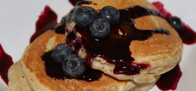Blueberry Syrup Recipe Fresh or Canned-With A Sugar Free Option