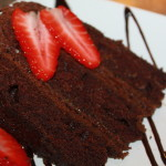 Home made Chocolate Cake