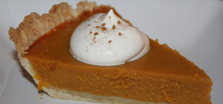 Homemade Pumpkin Pie Recipe – And The Easiest Pie Crust You Will Ever Make