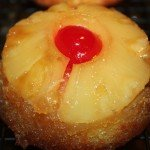 Mini Pineapple Upside Down Cake Recipe