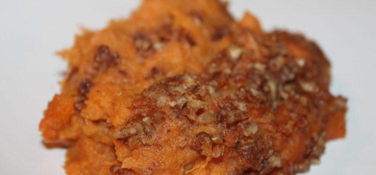 Sweet Potato Casserole Recipe, A Healthy & Delicious Side Dish