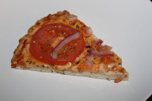 A way to enjoy pizza without all of the carbohydrates!