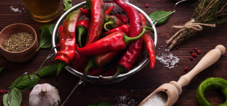"Hot Peppers – Growing, Eating And Uses For The ""HOT"" Veggie!"