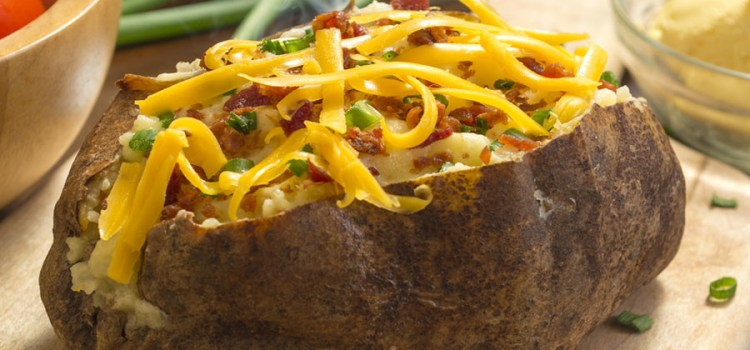 7 Secrets To A Perfect Baked Potato – Every Time!