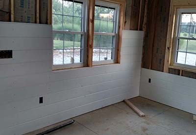 Shiplap Vs  Drywall   4 Great Reasons To Use Shiplap In Your Home shiplap vs  drywall