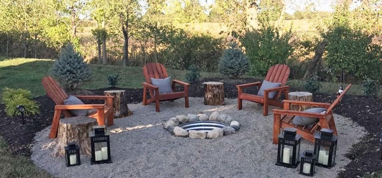 3 Great DIY Projects To Create A Beautiful Low-Cost Outdoor Living Space