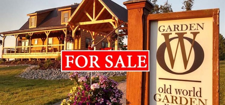 Putting The Farm Up For Sale – A Life Changing Decision!