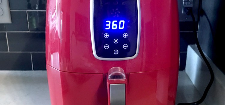 5 Reasons That You Should Own An Air Fryer – My Newest Appliance