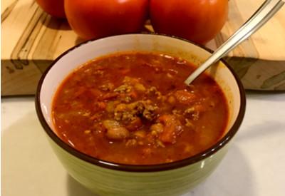 resh garden chili