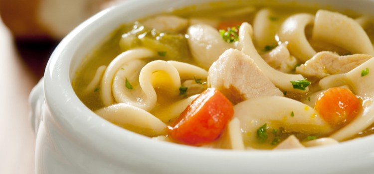 The BEST Homemade Chicken Noodle Soup Recipe – Comforting & Delicious