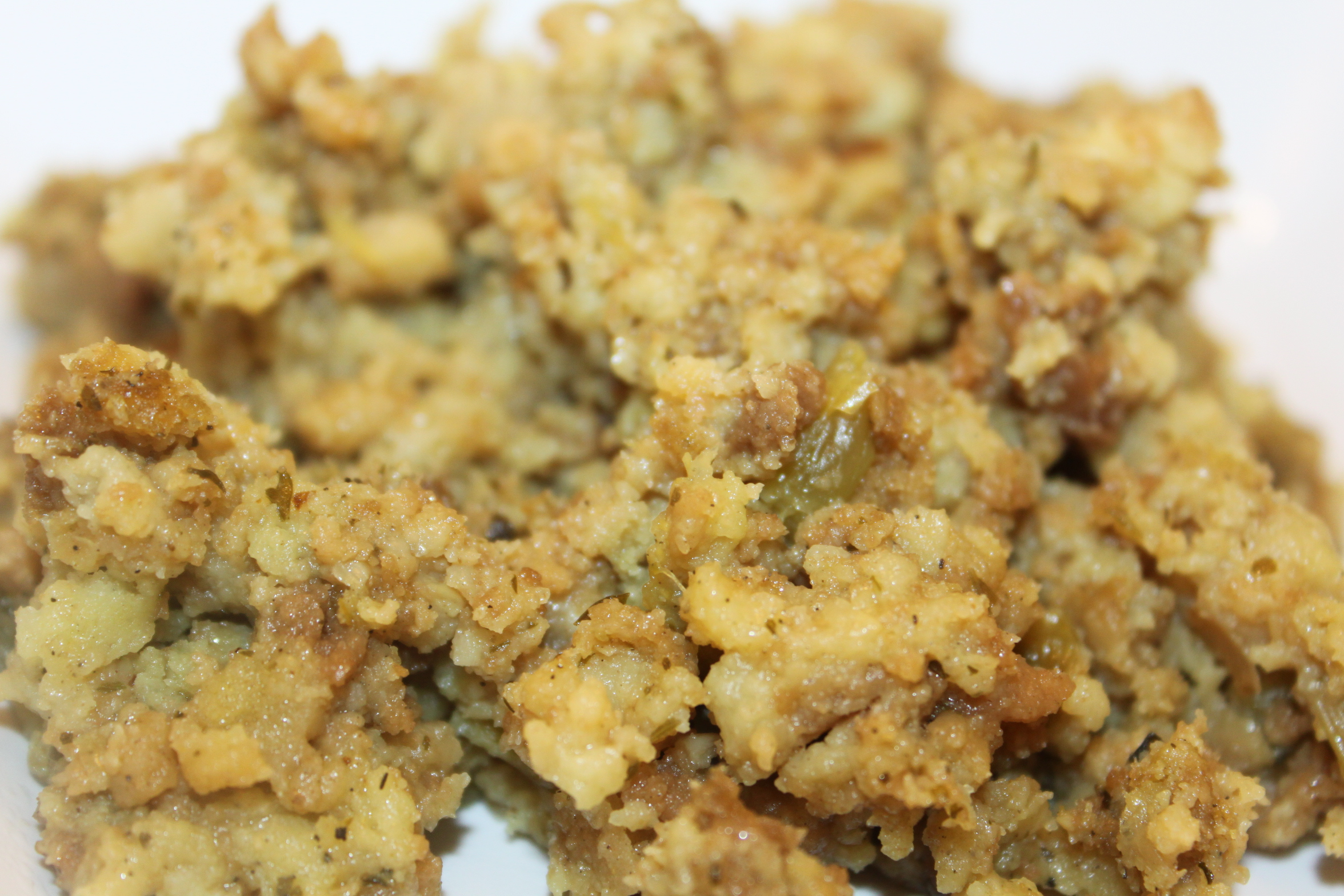 Classic Stuffing Recipe   Just The Way My Parents Made It  Making classic bread stuffing reminds me of my childhood Thanksgiving meals