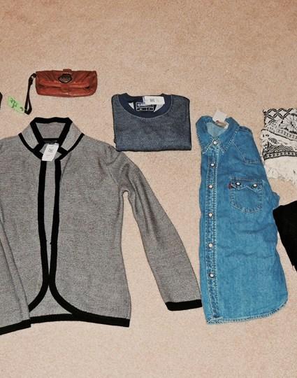 Thrift Haul January 2015
