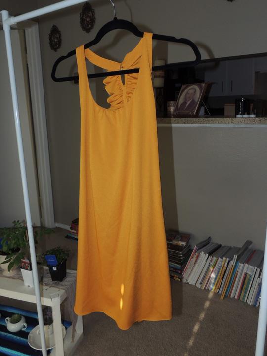 mustard-yellow-sun-dress-thrift-shop-naked-zebra