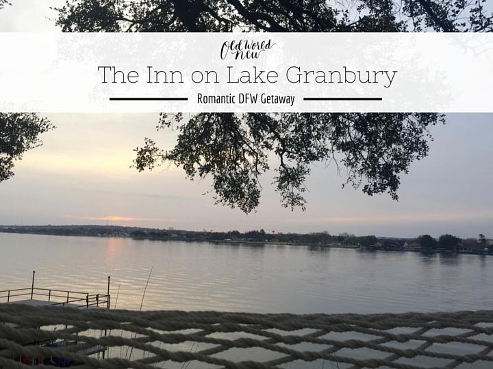 Inn on Lake Granbury - Romantic Getaway, via Old World New