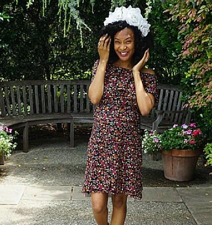 DIY Dress UpCycle Sewing Tutorial – Floral Prints