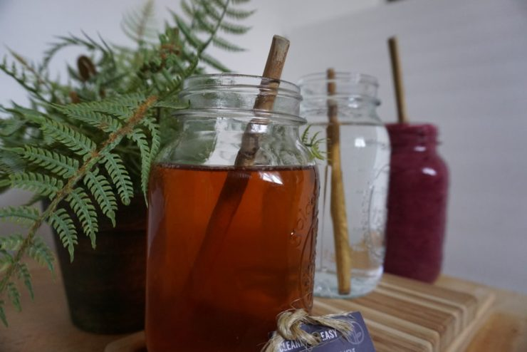 straw free bamboo straw drinks
