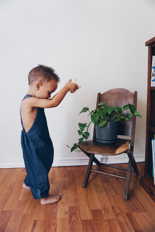 greyson - tiny green earthling - handmade eco-friendly childrens clothing