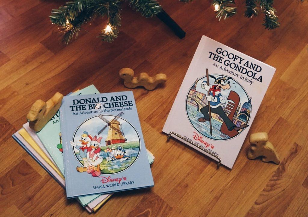 thrift store christmas gift ideas - childrens books
