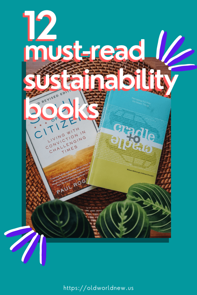 must read sustainability books