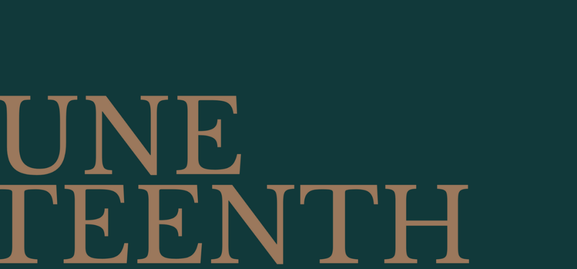 What is Juneteenth? {Juneteenth 2020}