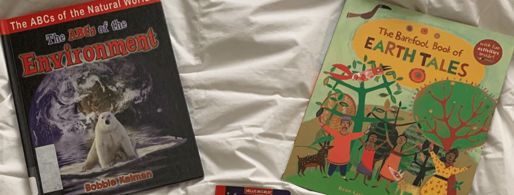 books for an eco-conscious child