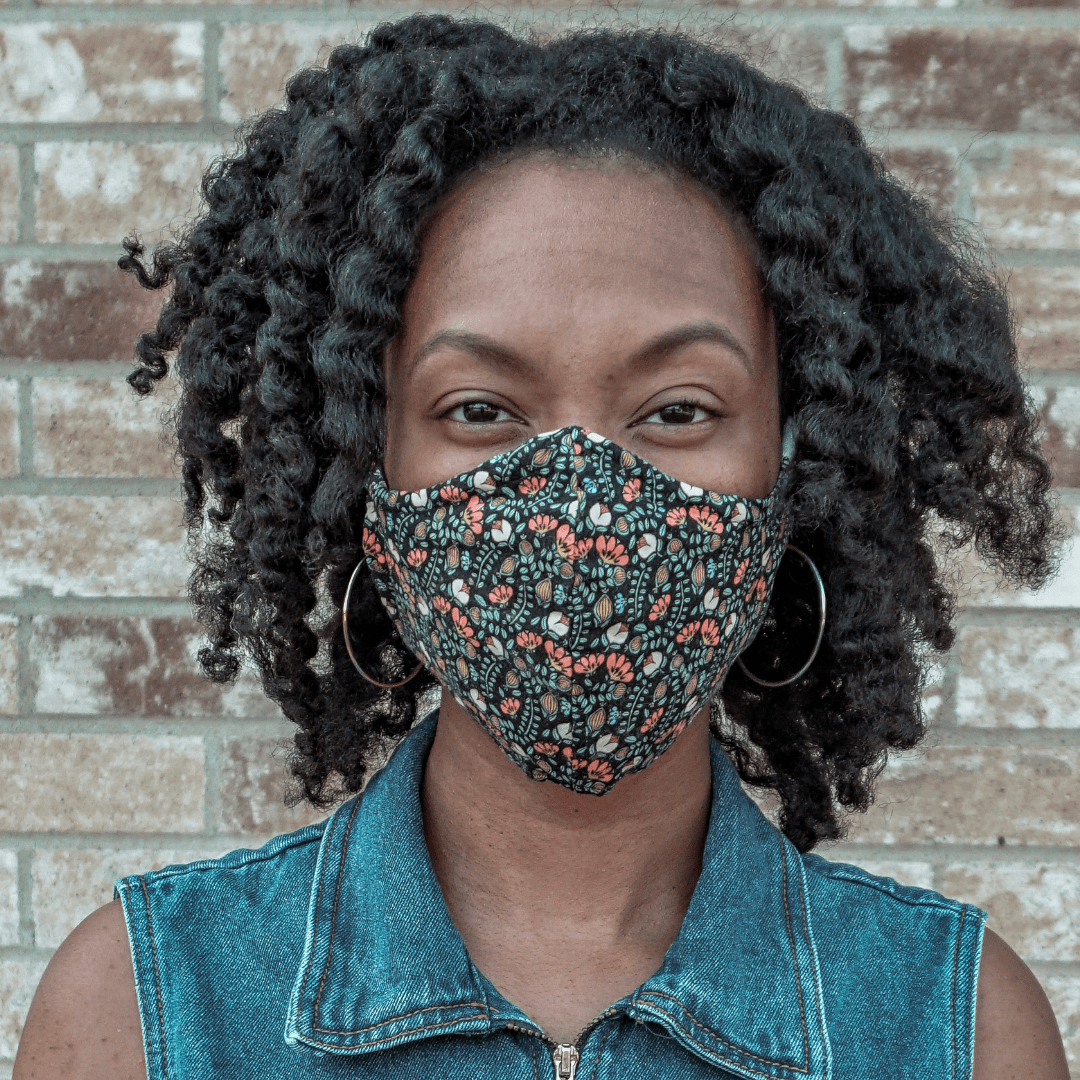 beya made cloth reusable face mask