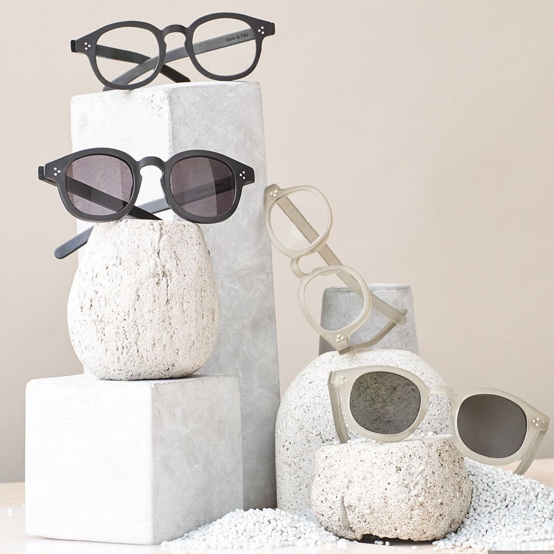 Genusee Glasses & Sunglasses Made From Recycled Plastic