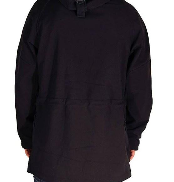 Waterproof fashion coat