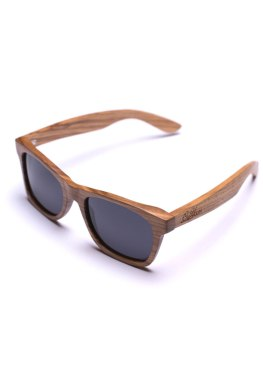 old Youth Zebra wood sunglasses