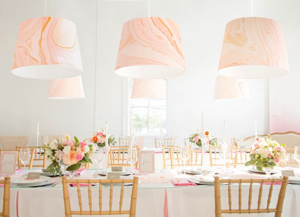 Martha Stewart Marbled Wedding Cake